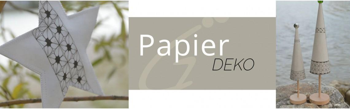 Papier-Deko